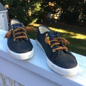 Sperry Navy Blue Shoes